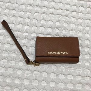 Michael Kors phone wallet iphone5